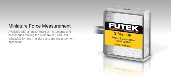 Miniature Force Measurement