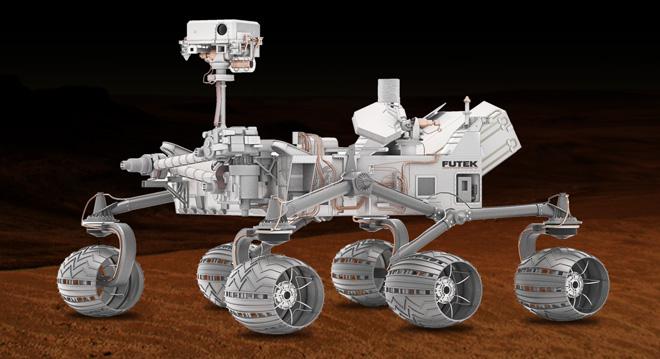 FUTEK + NASA