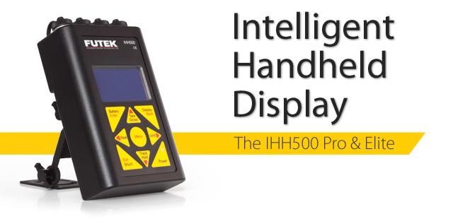Intelligent Handheld Display - The IHH500 Pro & Elite