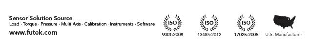 Sensor Solution Source: Load - Torque - Pressure - Multi-Axis - Calibration - Instruments - Software