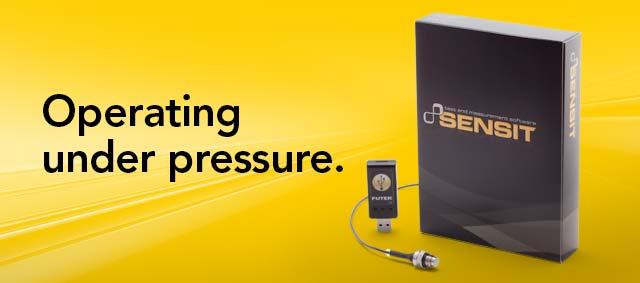 Operating under pressure.