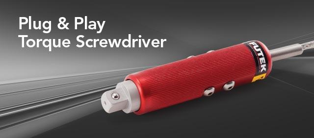Plug and Play Torque Screwdriver