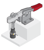 Toggle Force Clamp
