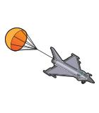 Jet Parachute Deployment