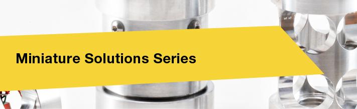 Miniature Sensor Solutions Series miniature medical sensors