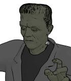 Frankenstein Bolt Fastening