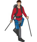 Exoskeleton for Paraplegics
