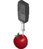 Fruit/Vegetable Penetrometer