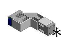 3 DOF Load Cell With Overload Protection