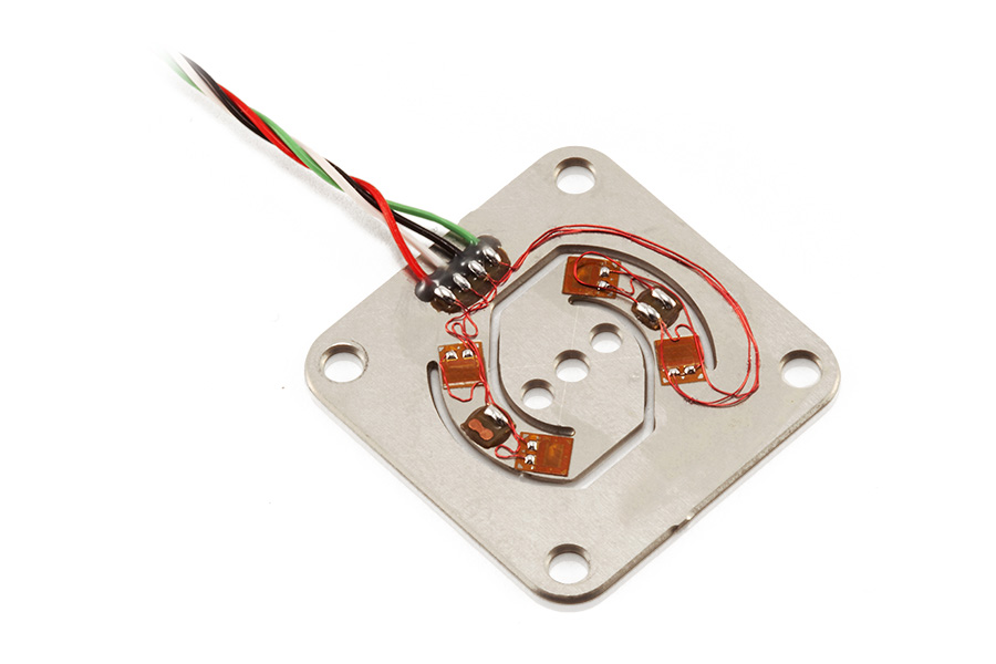 Flat Plate Force Sensor
