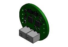 Embedded OEM Full Bridge Strain Gauge Signal Conditioning Current Amplifier/Transmitter