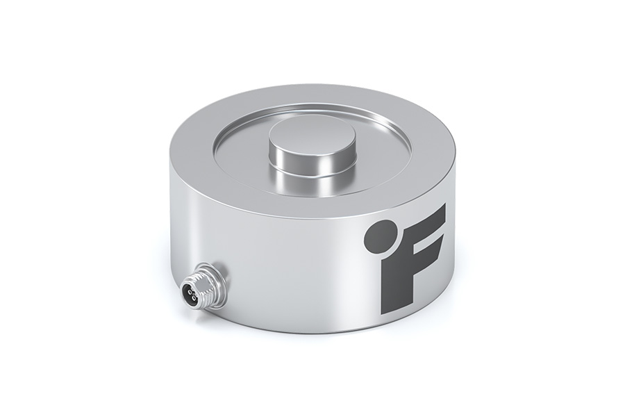 High Capacity Load Button with Threaded/Tapped Holes