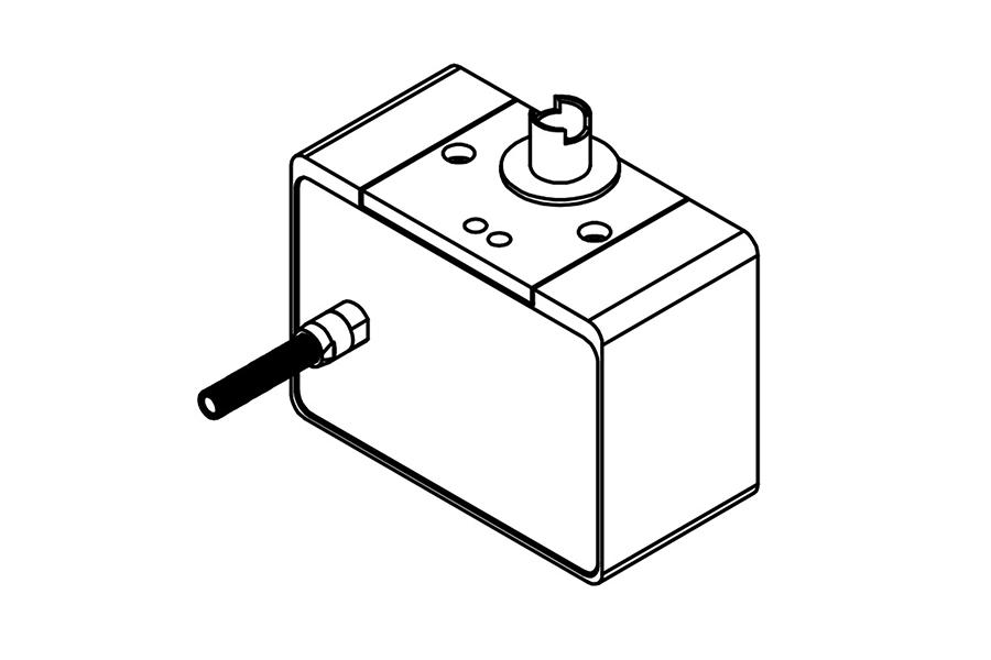 milligram load cell QLA167