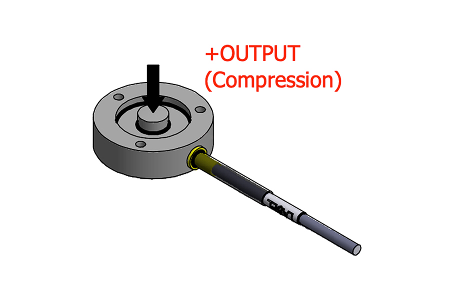 QLA367 custom load button load cell type