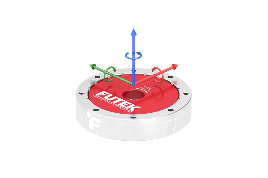 6 axis force sensor, 6 axis sensor, 6 axis force/torque sensor