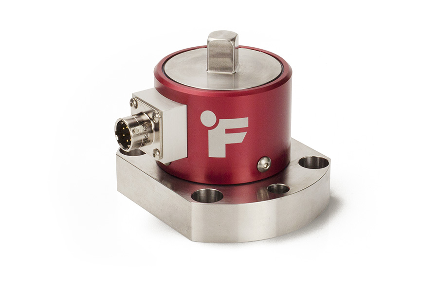 Flange-to-Square Reaction Torque Sensor