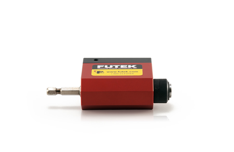 Slip-Ring Hex-Drive Rotary Torque Sensor