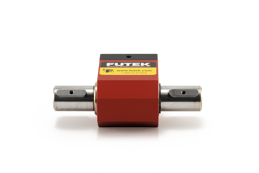 Slip-Ring Shaft-to-Shaft Rotary Torque Sensor