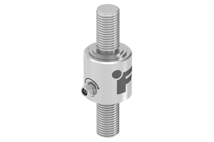 Miniature Threaded In Line Load Cell-A